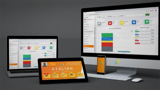 .Atalian Customer Feedback Tools